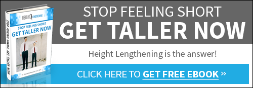 Get Your FREE Copy of the Get Taller Now eBook!