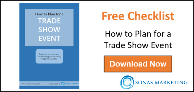 How to Plan for a Trade Show Event