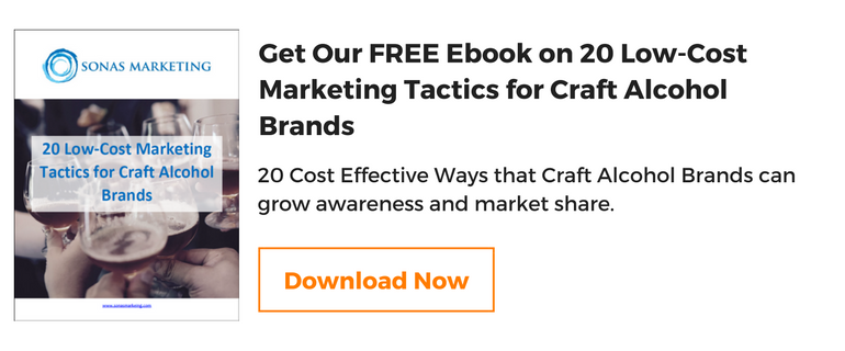 20 Low Cost Marketing Tactics for Craft Alcohol Brands