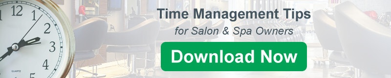 Download 10 Time Management Tips for Salon & Spa Owners