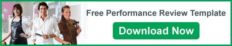 Download our free performance review template