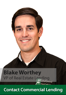 Blake Worthy, Business Services Manager