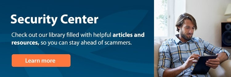 Security Center: Check out our library filled with helpful articles and resources
