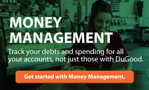 Stay put and let your money do the moving. Zelle makes sending money to friends, family, and others you know fast, safe, and easy. FREE for DuGood Members! Click here to get started with Zelle.