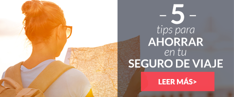 Mundo Joven-5 Tips para ahorra en un seguro de viaje