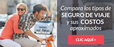Mundo Joven | Compara los tipos de seguro de viaje