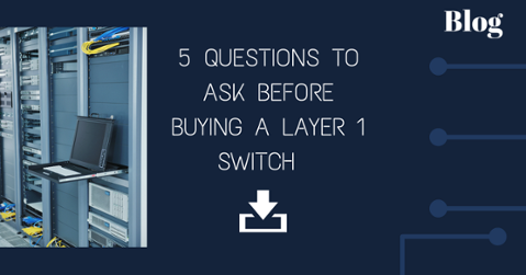 Layer 1 Switch