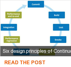 Six design principles of Continuous Performance Testing  Read the post  <https://blog.griddynamics.com/six-design-principles-of-continuous-performance-testing>