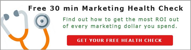 Free Marketing Health Check Consultation