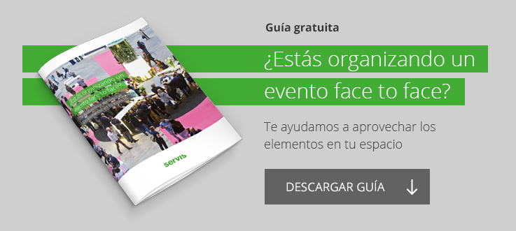 Servis - Eventos face to face