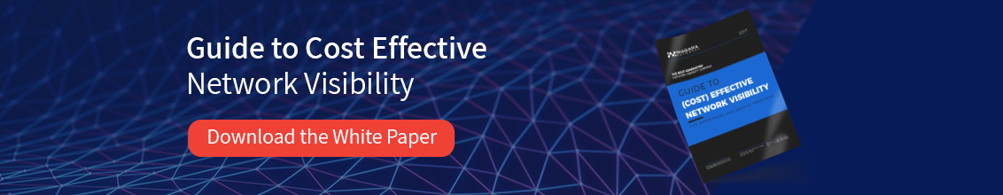A Guide to Cost Effective Network Visibility