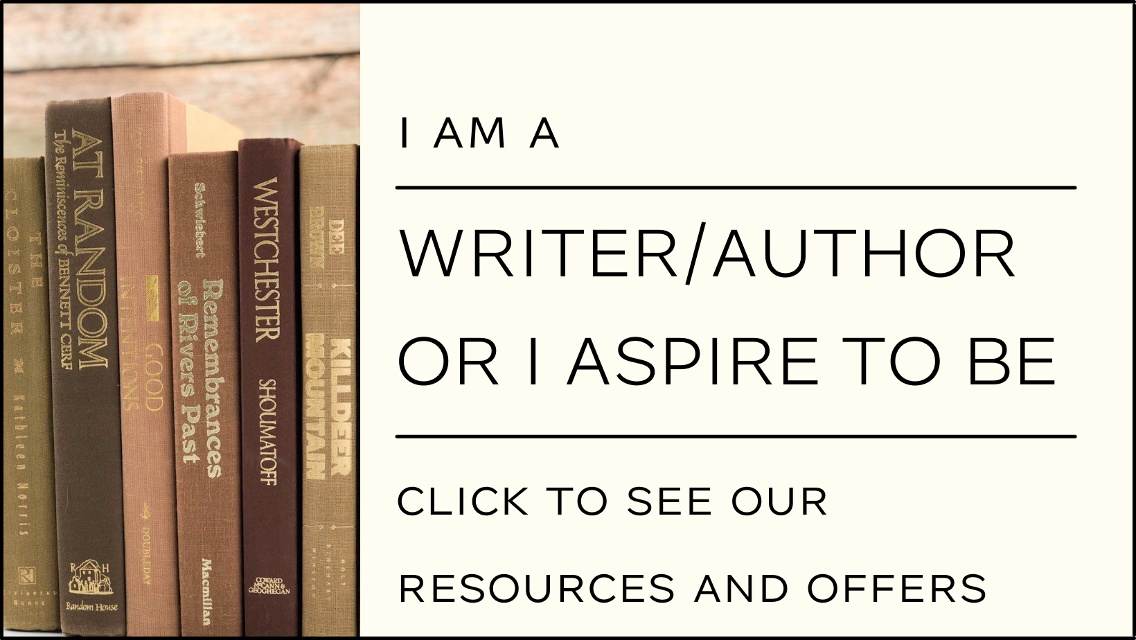 Writing Resources for Writers and Authors