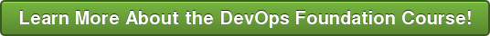 Learn More About the DevOps Foundation Course!