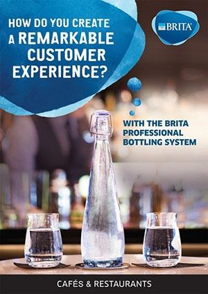 BRITA for Cafes and Restaurants