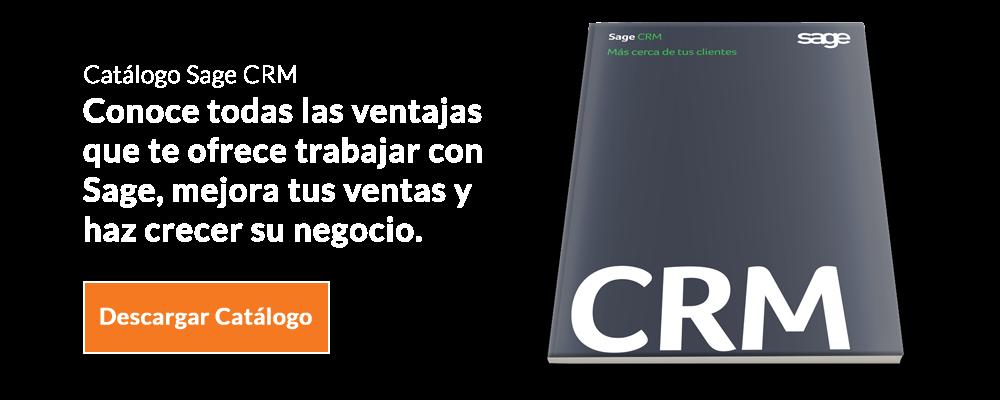 Catálogo Sage CRM