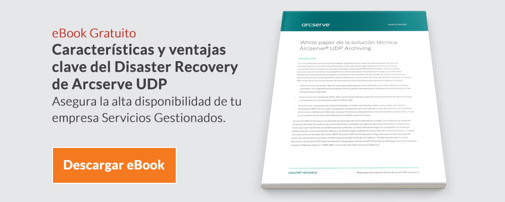 eBook Disaster Recovery BLOG
