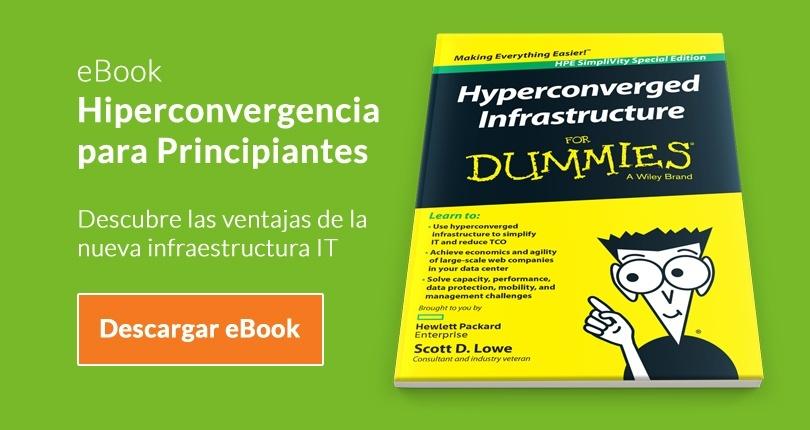 Infraestructura Hiperconvergente