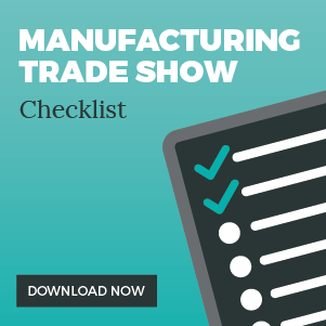 manufacturing trade show checklist