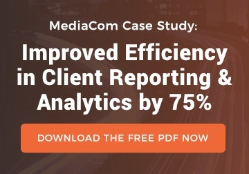 MediaCom data integration case study