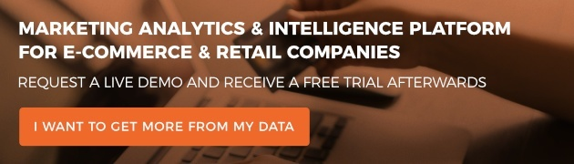Marketing intelligence platform for e-commerce