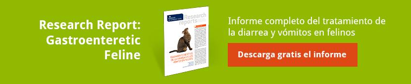 Tratamiento de la diarrea y vómitos en felinos DESCARGA GRATIS EL INFORME  COMPLETO