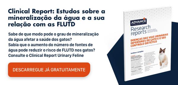Descarregue GRATUITAMENTE → Clinical Tool: Abordagem multimodal  no tratamento das doenças do trato urinário inferior felino.