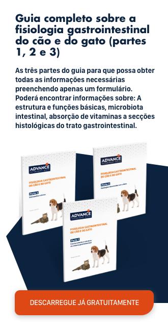 Descarregue GRÁTIS →  Guia completo fisiopatologia gastrointestinal do cão e do gato