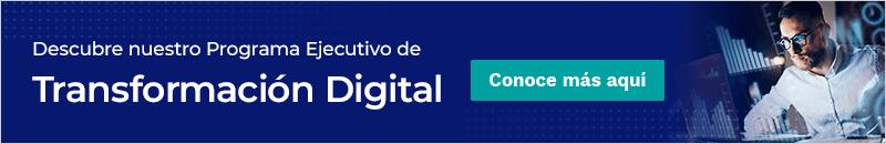 ejecutiva del programa de transformación digital