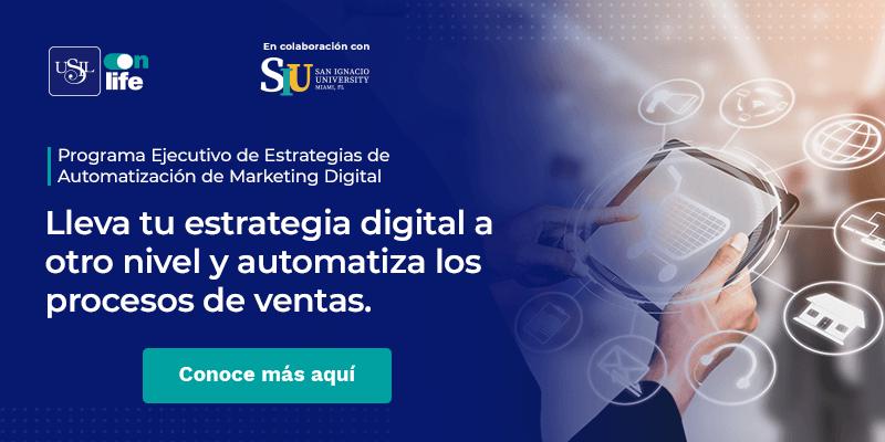 estrategia digital de marketing automation