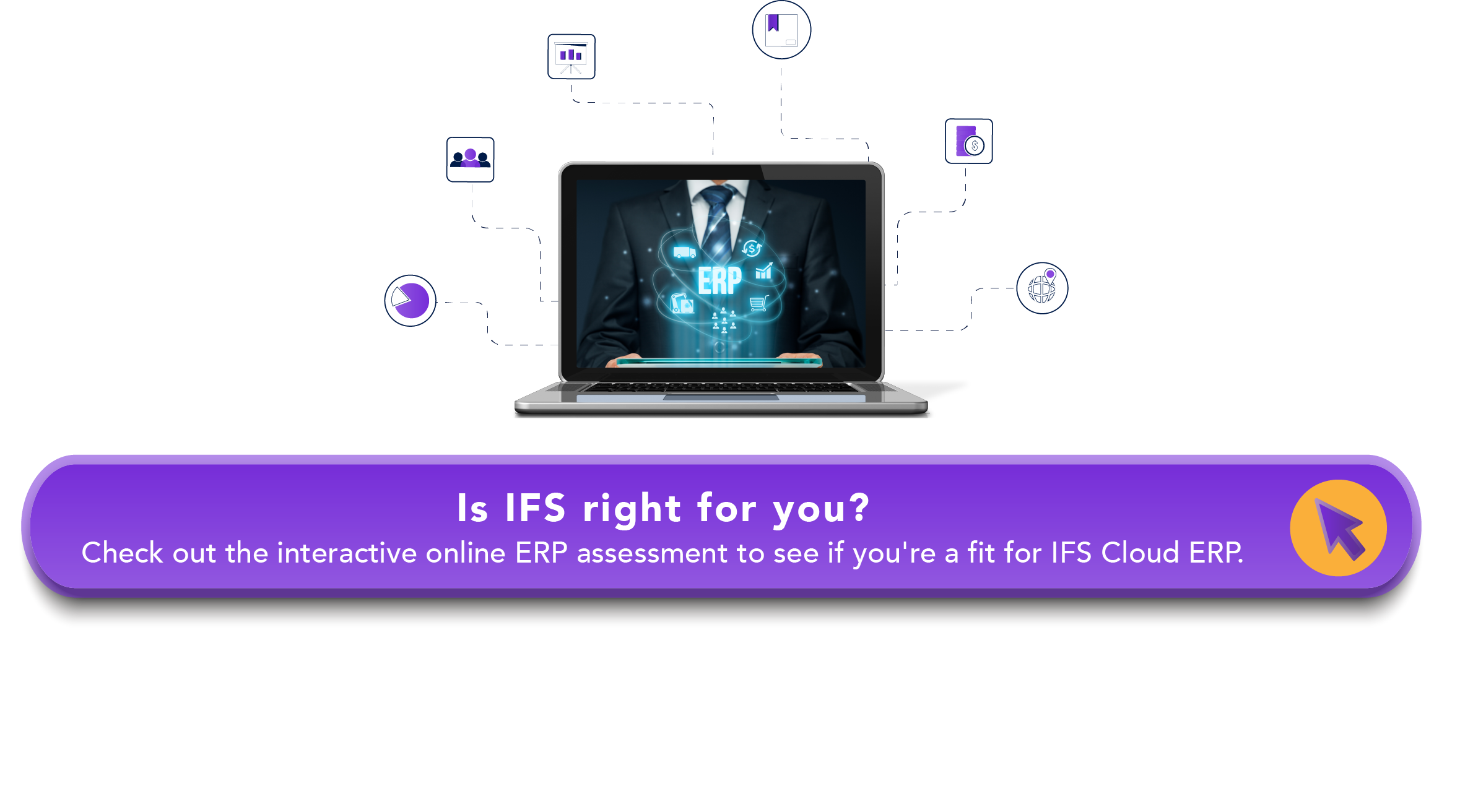 What is IFS ERP