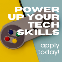 Power up your tech skills