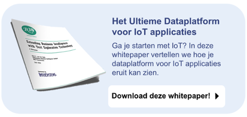 Het Ultieme Data Platform voor IoT toepassingen