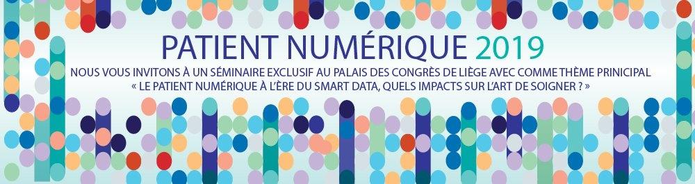 patient numerique 2019