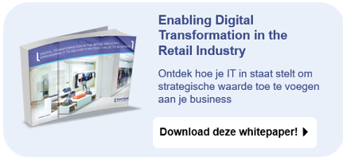 CTA Digital Transformation Retail Industry
