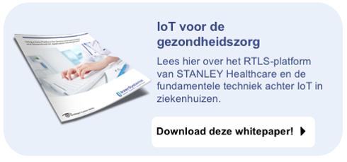 IoT in de gezondheidszorg