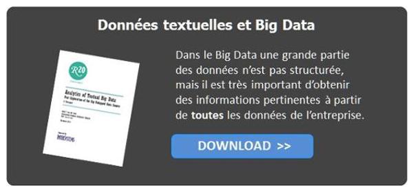 Données textuelles et Big Data
