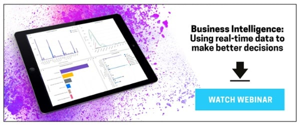 Click here to watch webinar recording, Business Intelligence