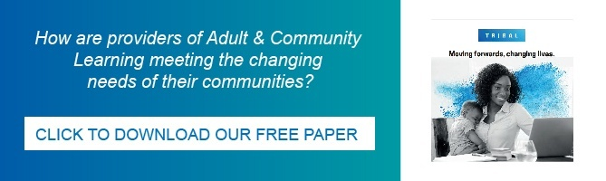 Adult and Community Learning paper