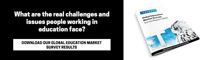 What are the real challenges and issues people working in education face?