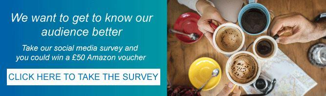 Click here to take our social media survey