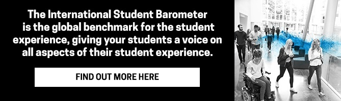 The International Student Barometer