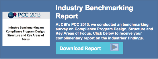 PCC 2013 compliance report