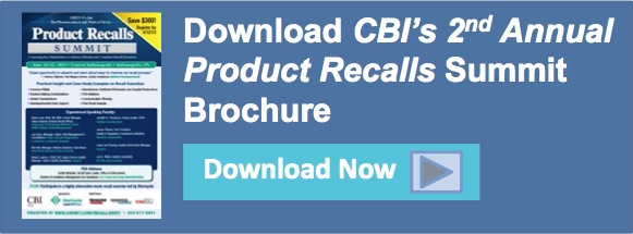Product Recalls Conference