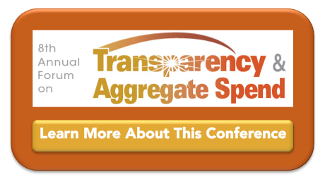 Transparency and Aggregate Spend 2014