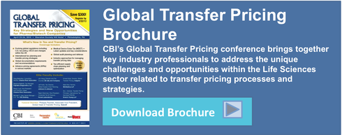 Global Transfer Pricing Brochure Download