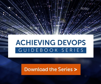 Download Compuware's Achieving DevOps Guidebook Series