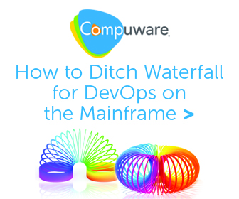 How to Ditch Waterfall for DevOps on the Mainframe