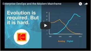 Compuware and Jenkins On-demand Webcast, Enterprise DevOps and the Modern Mainframe