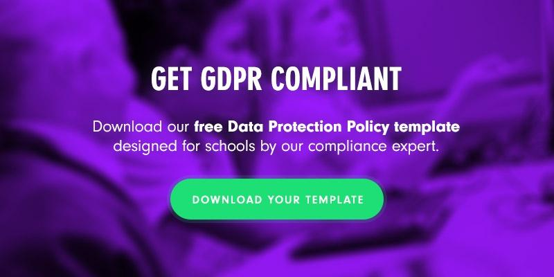Download free GDPR-compliant Data Protection Policy Template
