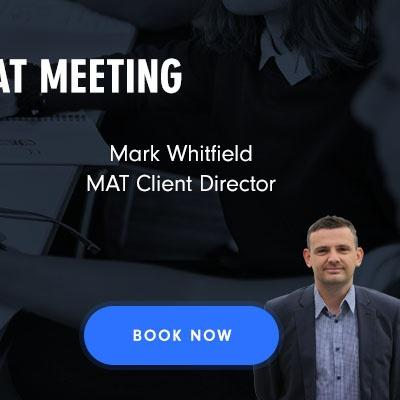 Book a MAT meeting with Mark Whitfield